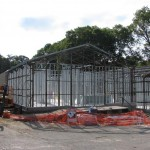 Commerical Building Under Construction
