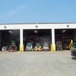 Completed Commerical Garages and Storage