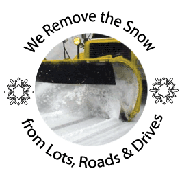 We move the snow out of your way, so that you can get on your way